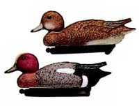 Duck Decoy - Widgeon Pair