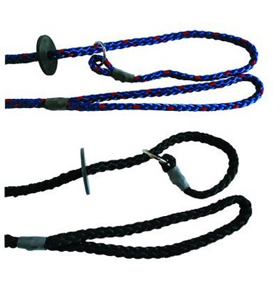 Classic Slip Lead - 8mm with Rubber Fittings from Gundog Solutions