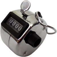 Hand Clicker/Tally Counter from Gundog Solutions