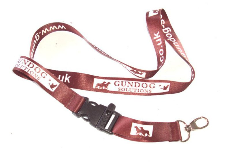 GDS Lanyard from Gundog Solutions