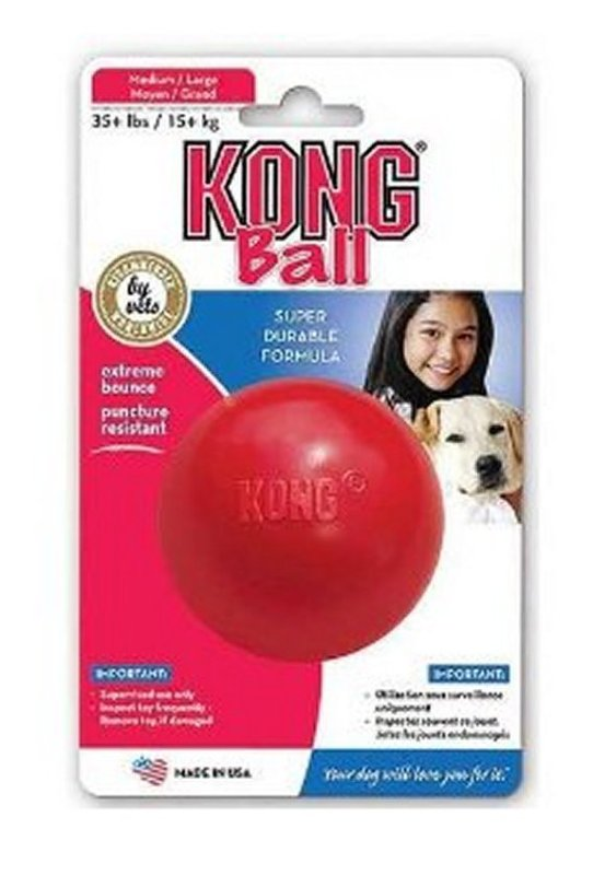 Kong Ball from Gundog Solutions