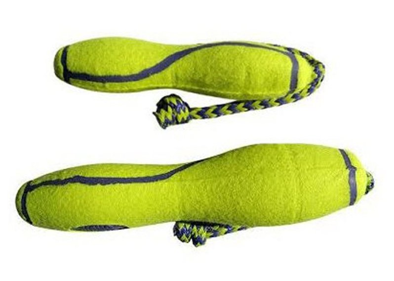 Elongated Tennis Ball Training Dummy from Gundog Solutions