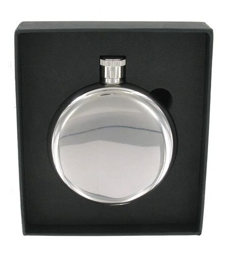 Stainless Steel Hip Flask from Gundog Solutions