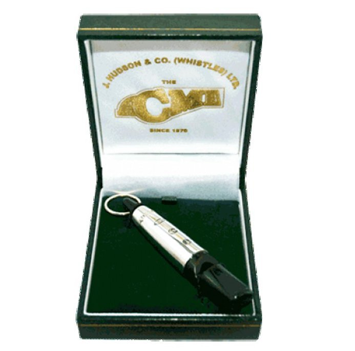 Silver Dog Whistle Sleeve from Gundog Solutions