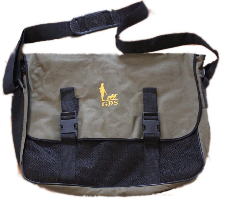 GDS Game/Tack Bag - Large (with front net)