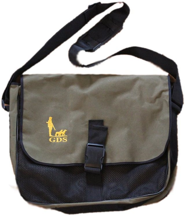 GDS Game/Tack Bag (with front net)