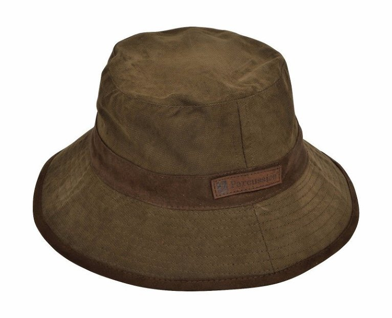 Percussion Rambouillet Full Brim Hat from Gundog Solutions