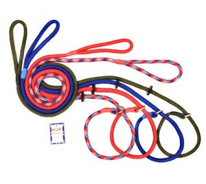 KJK Braided Slip Lead from Gundog Solutions