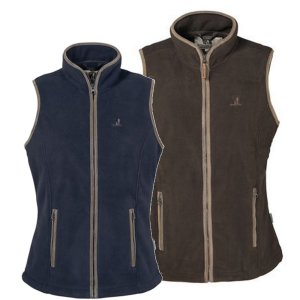 Percussion Scotland Fleece Gilet - Ladies from Gundog Solutions