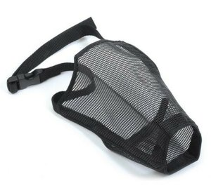 Ancol Mesh Muzzle from Gundog Solutions