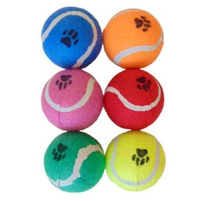 Tennis Ball - 6 Pack from Gundog Solutions