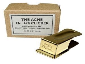 Acme Training Clicker from Gundog Solutions